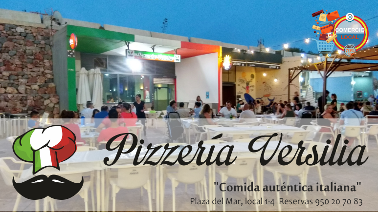 PIZZERIA VERSILIA JUN17 GC