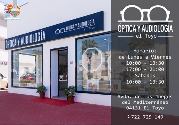 perfil_web_Optica_y_Audiometría_El_Toyo.