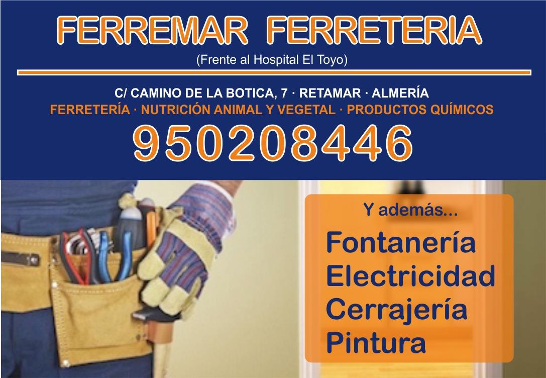 FERRETERÍA FERREMAR