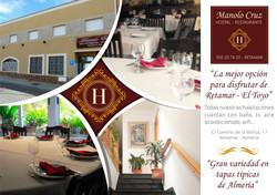 Hostal restaurante Manolo cruz