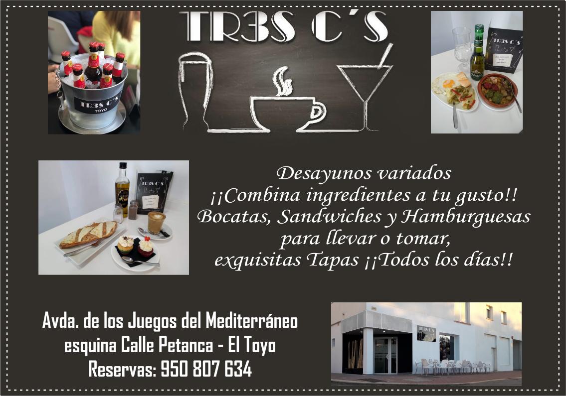 Café Bar Tr3s Cs