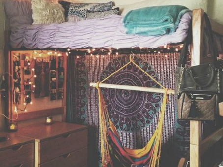 Wall Tapestries - The Most Important Dorm Room Essentials of All Times!