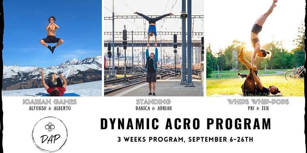 DAP - Dynamic Acro Program