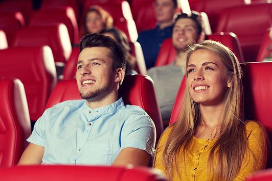 Happy Audience...good!