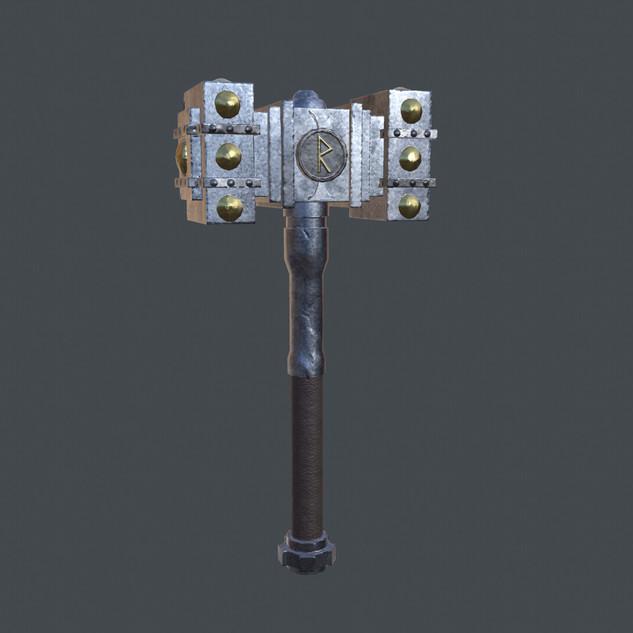 Runehammer Warhammer