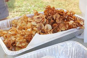 Cajun Curl™ Chips