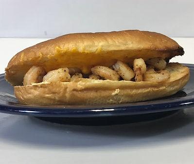 Cajun Curl™ Shrimp Po' Boy