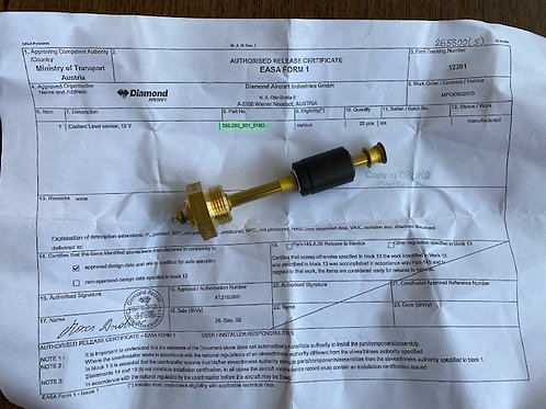Coolant level Sensor 12V Part No 395-262_001_015G
