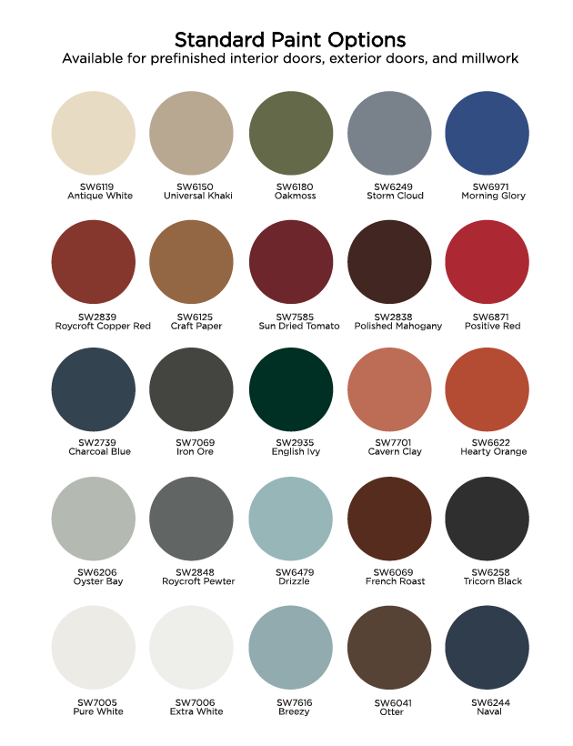 BWI Fine Fiish Standard Paint Palette.pn