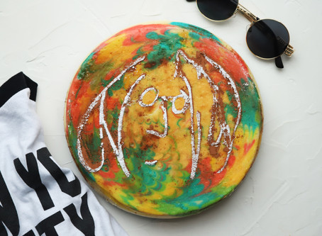 John Lennon New York Cheesecake