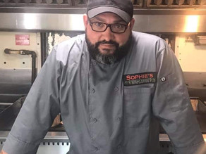 Stephen Redzinak (Private Chef & Food Truck Owner)