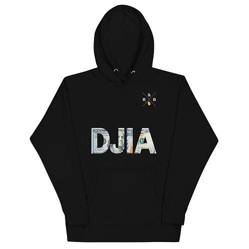 DJIA B&B Unisex Hoodie