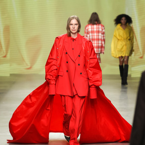 ROGOV на Mercedes Benz Fashion Week Russia