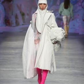 JENESAQ на Mercedes Benz Fashion Week Russia