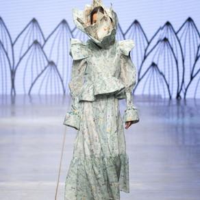 ZA_ZA на Mercedes Benz fashion Week Russia
