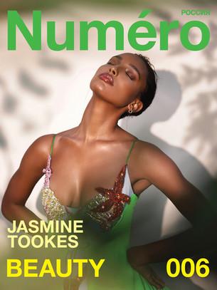 #NUMERORUSSIADIGITALBEAUTY 006 Jasmine Tookes by Sarah Krick