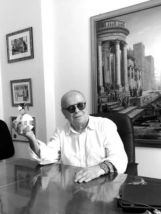 FASHION EXPERT Carlo D'Amario