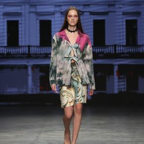 SERGEY SYSOEV на Mercedes-Benz Fashion Week Russia