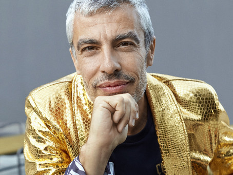 FASHION EXPERT Carmine Rotondaro