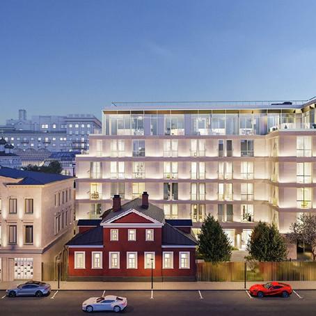 High life: В Москве построят новый комплекс под брендом Armani