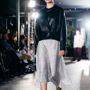 ANSEL на Mercedes-Benz Fashion Week Russia
