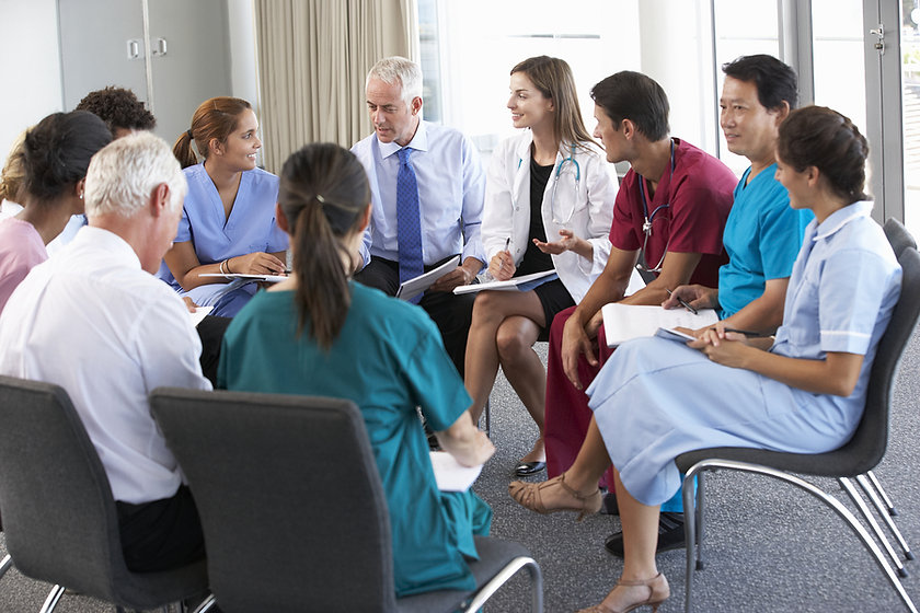 bigstock-Medical-Staff-Seated-In-Circle-