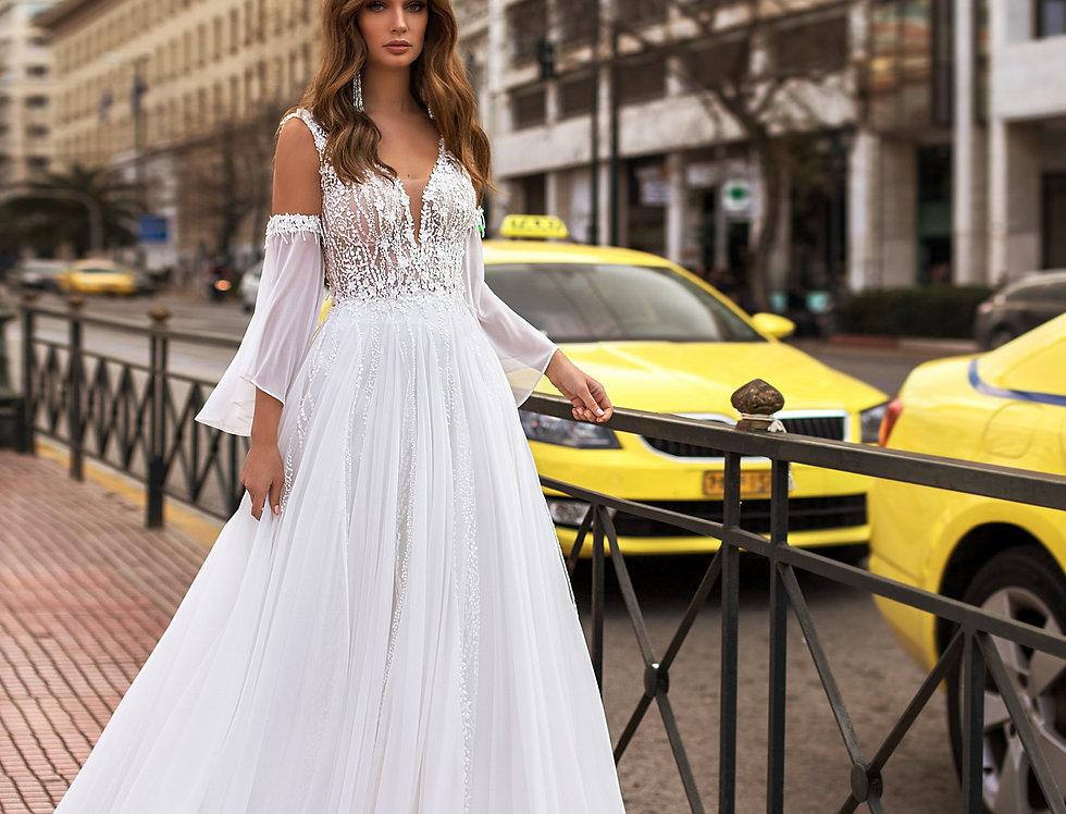 שמלת כלה מילנה