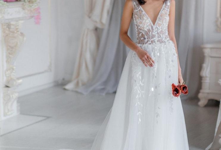 שמלת כלה פטריסיה