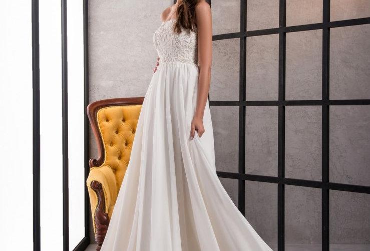 שמלת כלה קורל