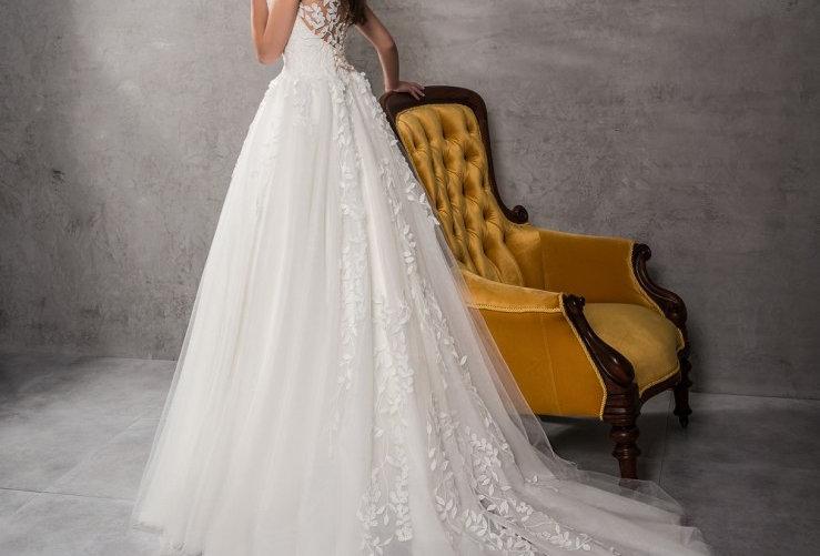 שמלת כלה איזבל