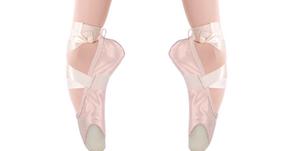 3D printed ballet shoes?