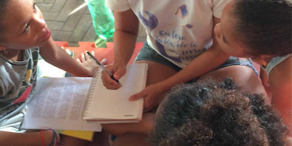 Bate Papo na Escolab Subúrbio Salvador/Bahia.