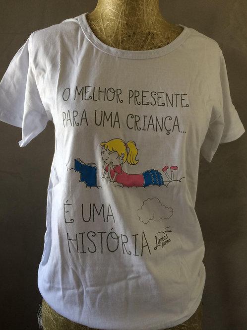 Camisa MELHOR PRESENTE