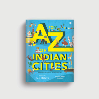 A to Z of Indian Cities