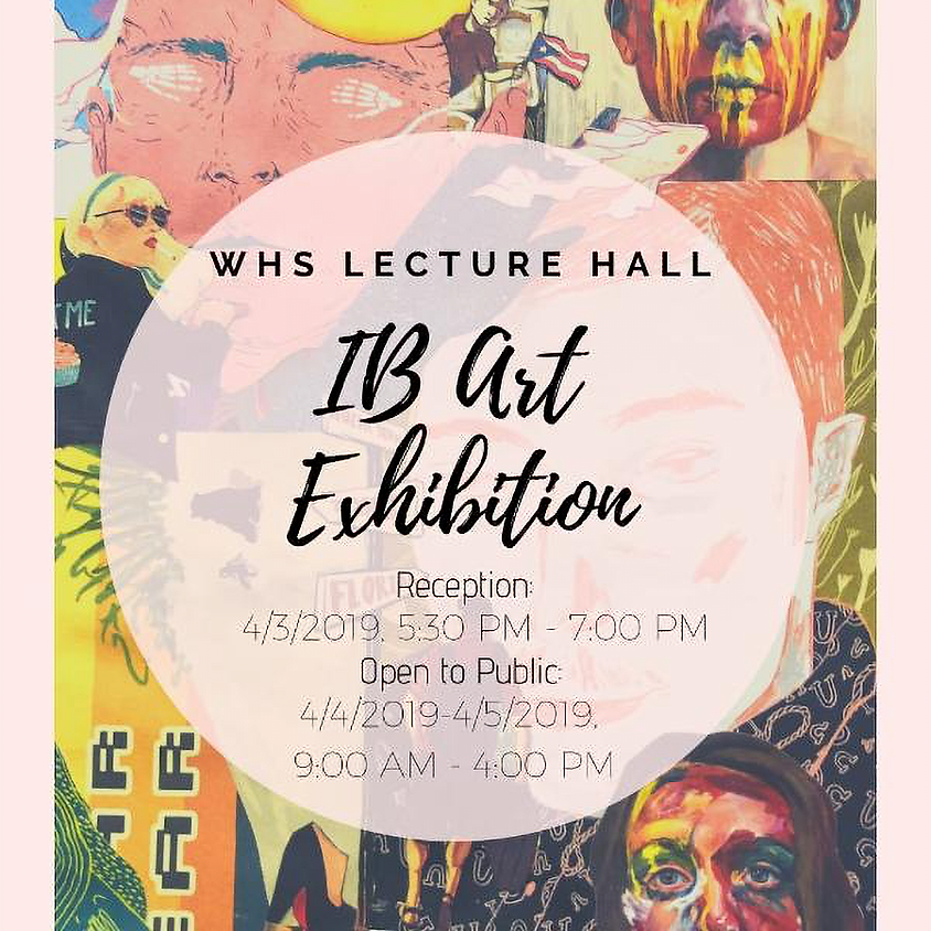 IB Art Exhibition