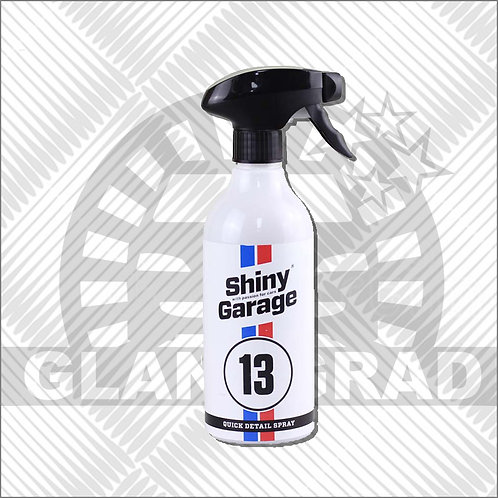 Detailer | Shiny Garage Quick Detail Spray | 500 ml
