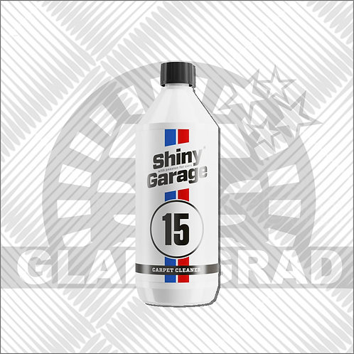 Teppich- und Polsterreiniger | Shiny Garage Carpet Cleaner | 1000 ml