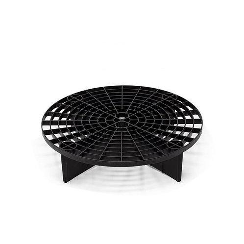 Wascheimer-Zubehör | Grid Guard für GLANZGRAD Wash Bucket 5 Gallonen | schwarz