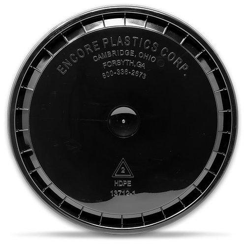 Wascheimer-Zubehör | Deckel für GLANZGRAD Wash Bucket 5 Gallonen | schwarz