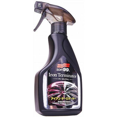 Felgenreiniger / Flugrostentferner | SOFT99 Iron Terminator | 500ml