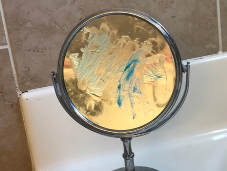 Messy Mirror.