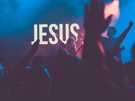 Worship While You Wait.
