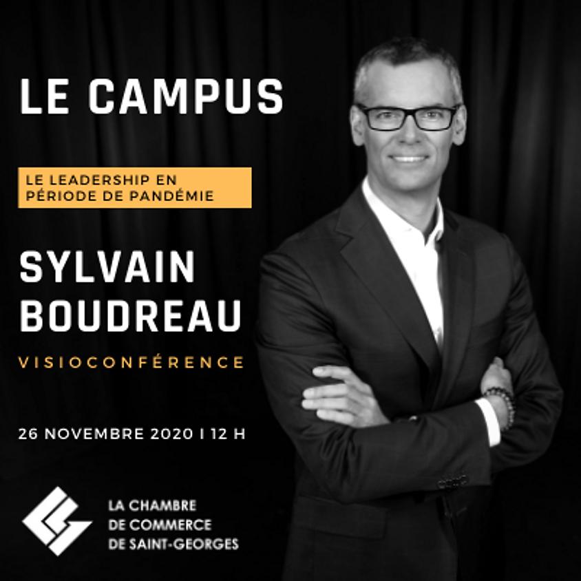 LE CAMPUS - M. Sylvain Boudreau - Le leadership en période de pandémie