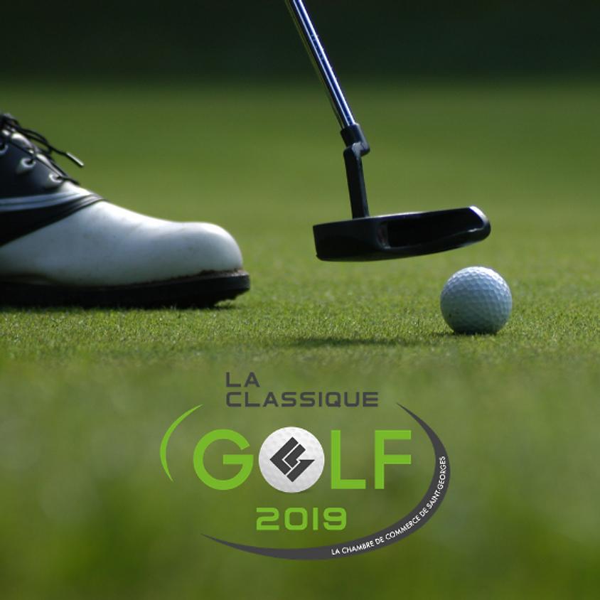 La Classique de golf de la Chambre de commerce - 10e édition