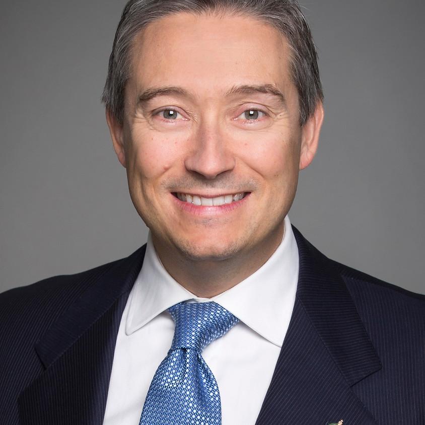 Dîner-conférence Ville Saint-Georges - Plan du gouvernement fédéral en infrastructure pour le Québec et ses régions
