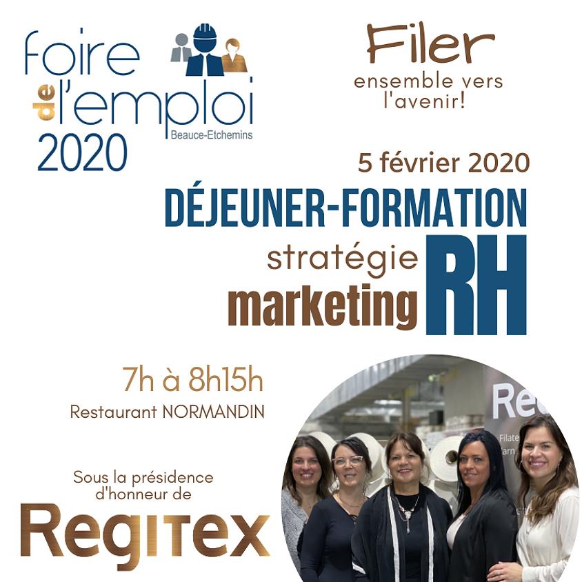 DÉJEUNER-FORMATION par Stratégie Marketing RH