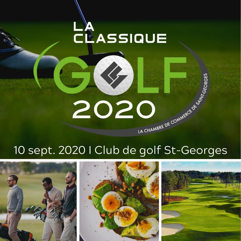 La Classique de golf de la Chambre de commerce - 11e édition