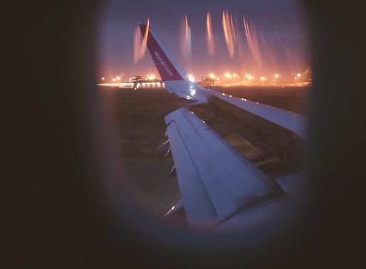 Édesanyám első repülése - egynapos Milánó!