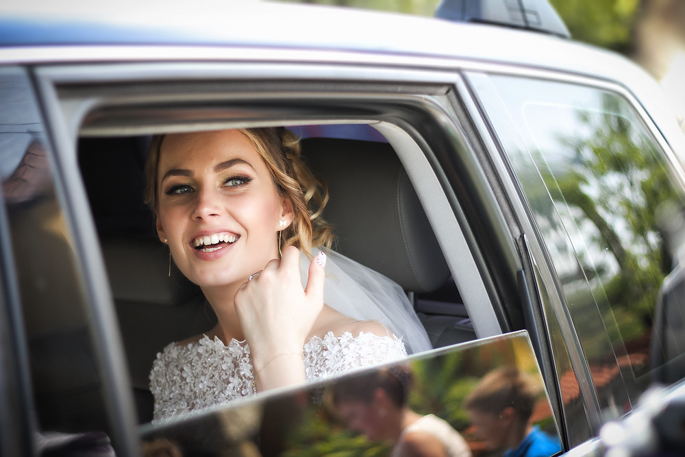 Professional Chauffeur Service On Wedding