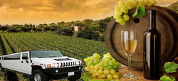 limo for wine tour va